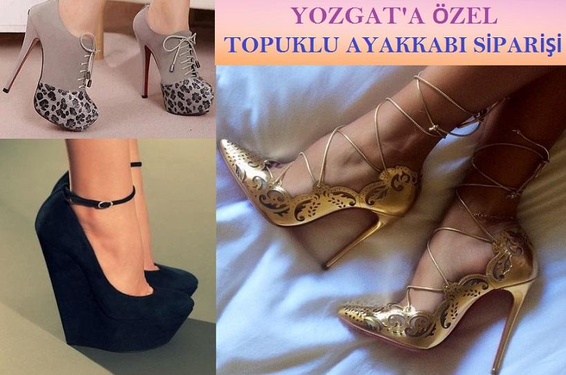 Yozgat'ta Topuklu Ayakkabı Siparişi Yapan Firmalar