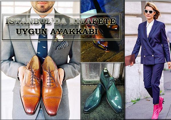 İstanbul'da Kıyafete Uygun Ayakkabı Siparişi