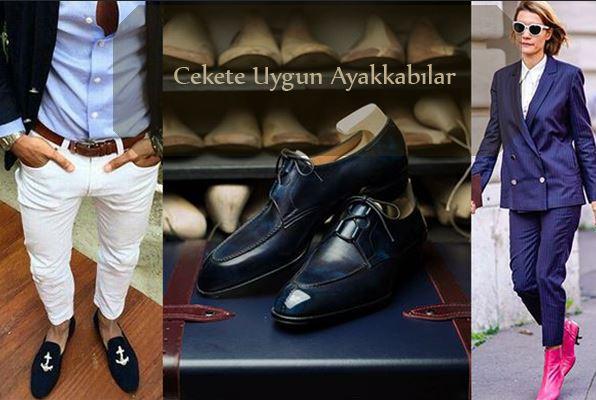 Ceket Altına Uygun Deri Ayakkabı Modelleri