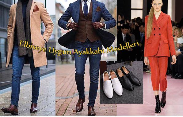 Elbiseye Uygun Ayakkabılar
