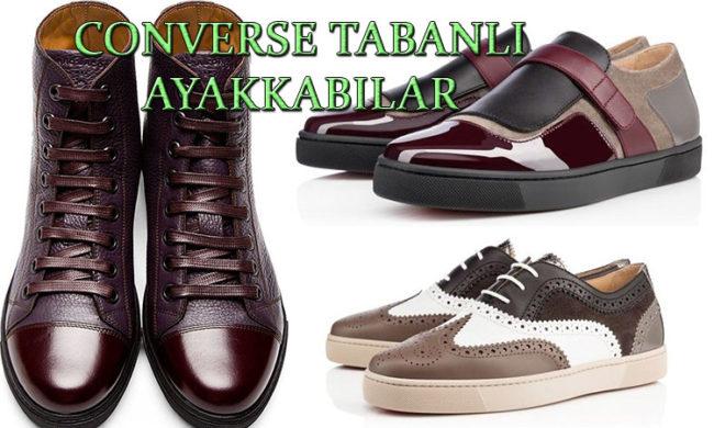 Converse Taban Erkek Ayakkabılar