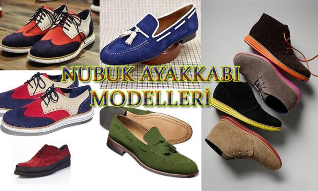 Erkek Nubuk Ayakkabı Modelleri