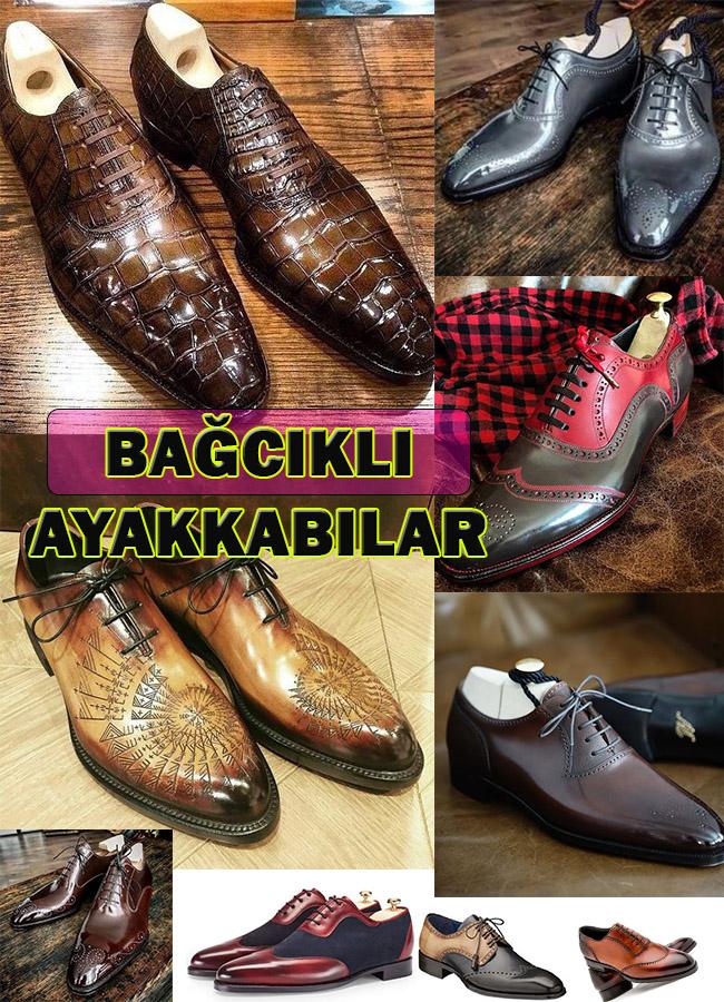 Bağcıklı Erkek Ayakkabılar