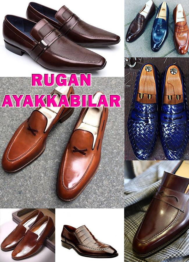 Düz Klasik Erkek Ayakkabılar