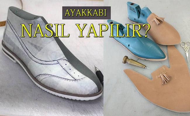 Ayakkabı Nasıl Tasarlanır?