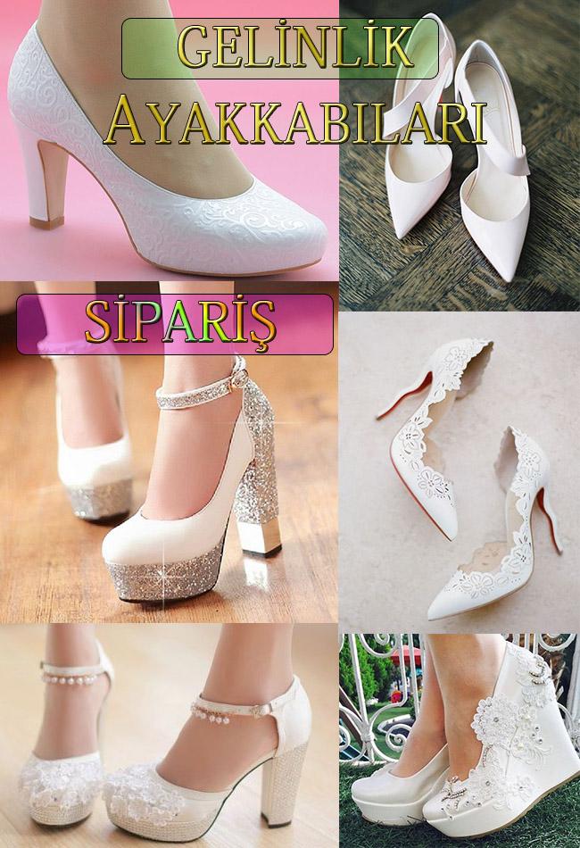 Gelinlik Ayakkabısı Modelleri - 2