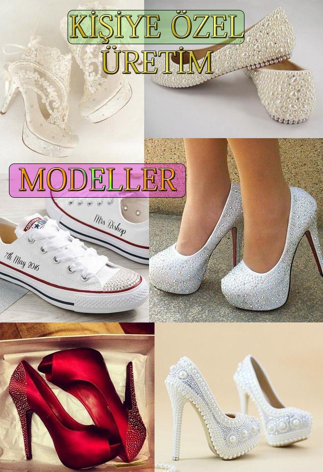 Gelinlik Ayakkabısı Modelleri - 3