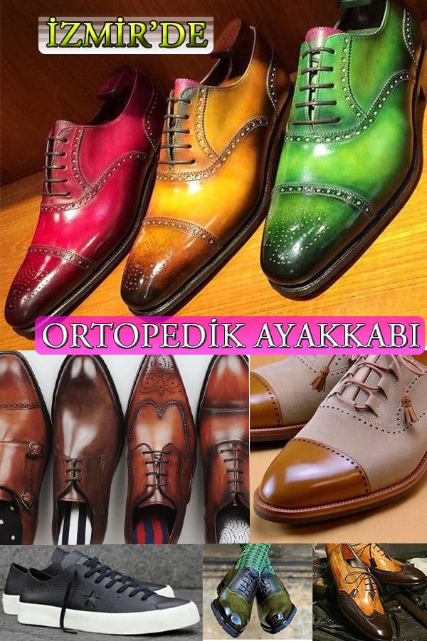İzmir'de Erkeklere Özel Ortopedik Ayakkabı