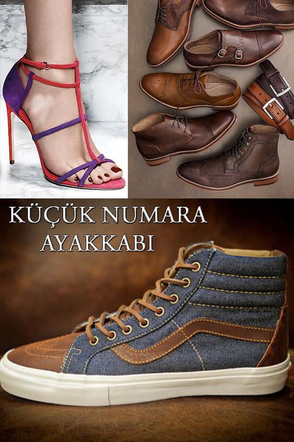 İstanbul'da Küçük Numara Ayakkabı Siparişi