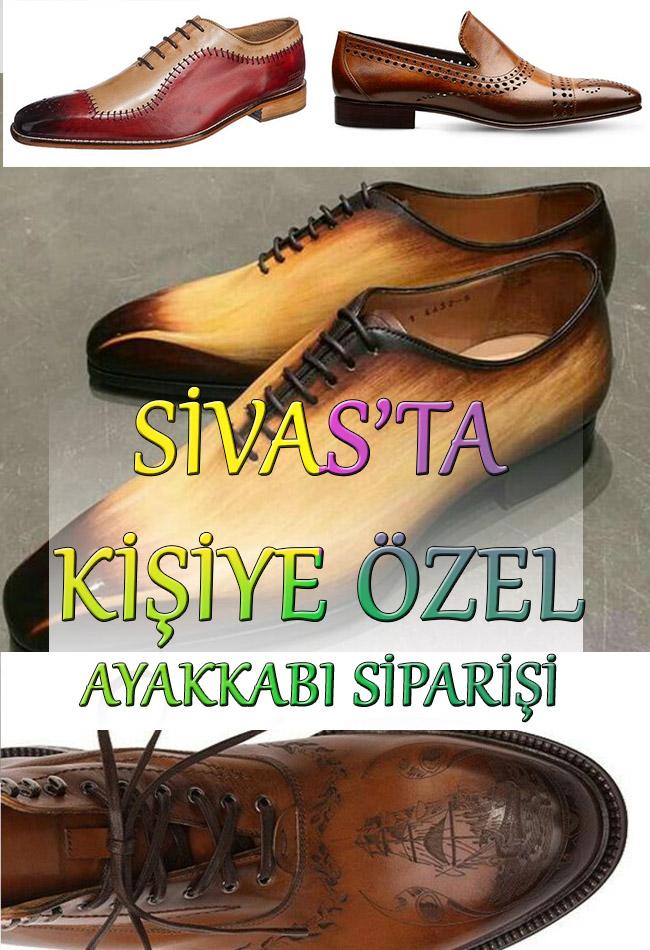 Sivas'ta Kişiye Özel Ayakkabı Yapan Yerler - El Yapımı Ayakkabılar