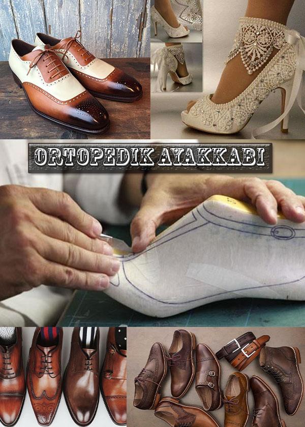 Ortopedik Ayakkabı Yaptırma