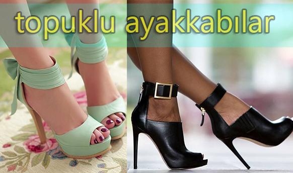 Trendlerdeki Yazlık Bayan Ayakkabılar