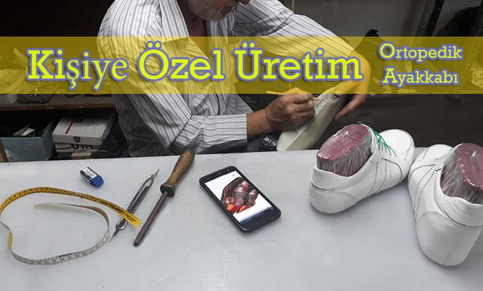 Ayağı Diğerinden Kısa Olanlara Özel Ayakkabı Siparişi