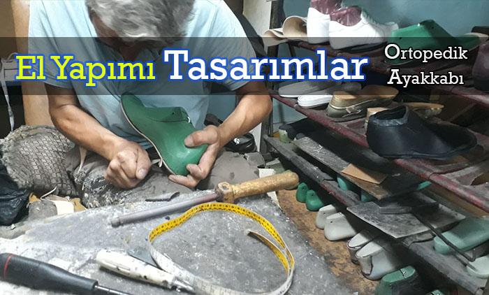 El Yapımı Ortopedik Ayakkabı Üretimi