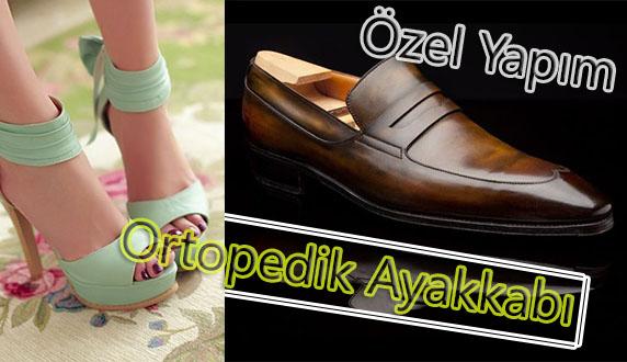 Özel Yapım Ortopedik Ayakkabı Fiyatları