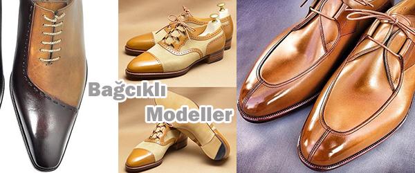 Bağcıklı Ayakkabı Modelleri