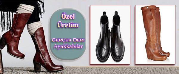 Özel Üretim Deri Ayakkabılar