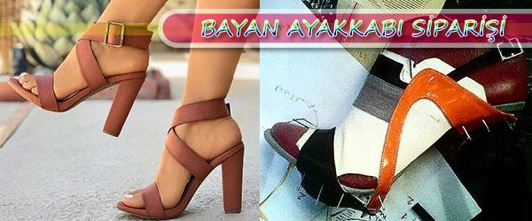 Özel Tasarım Bayan Ayakkabısı Yaptırma İstanbul