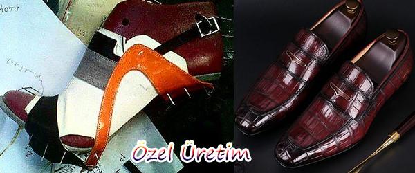 Özel Üretim Ortopedik Ayakkabı İmalatı
