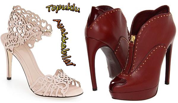 Topuklu Ayakkabı Seçimi