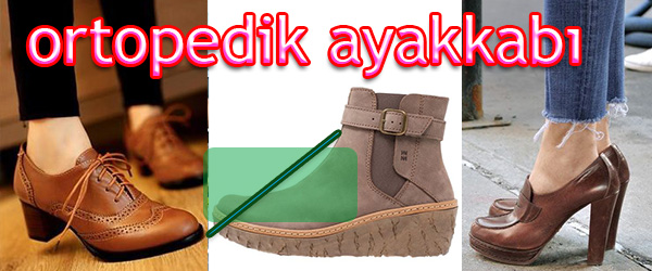 Bayanlara Özel Ortopedik Ayakkabı Üretimi