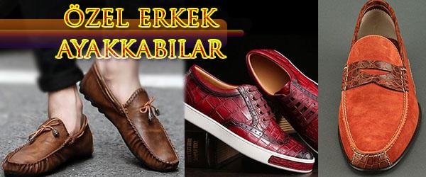 Çok Tercih Edilen Erkek Ayakkabılar Yazlık