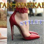 Toptan Stiletto Ayakkabı Üretimi
