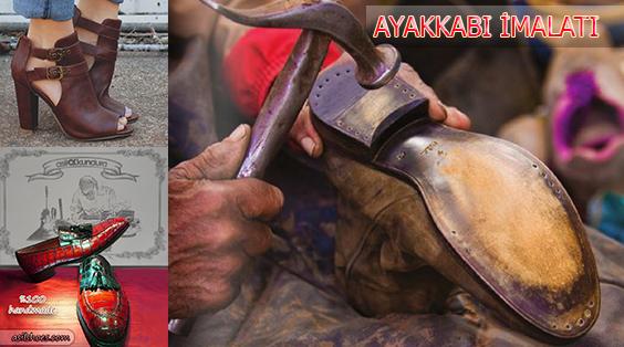 İstanbul'da Ayakkabı İmalatı Toptan