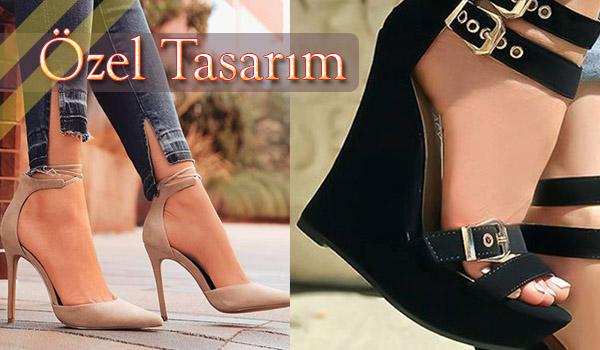 Yazlık Bayan Ayakkabı Modelleri - Asil Kundura