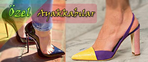 Yaza Uygun Bayan Ayakkabı Modelleri Asil Kundura'da