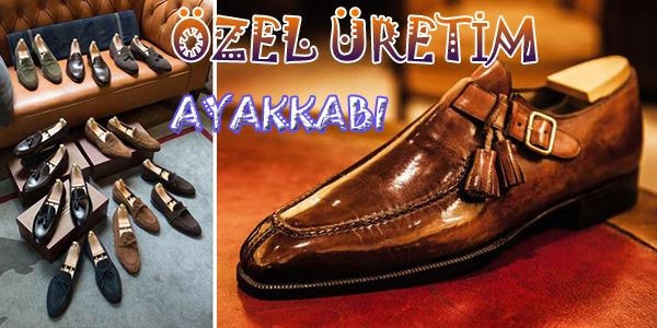 Özel Üretilen Erkek Ayakkabı Çeşitleri Asil Kundura'da