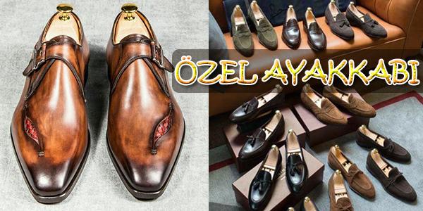 Özel Tasarım Erkek Ayakkabı Üretimi