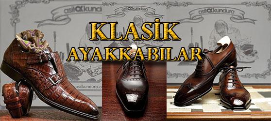 Erkek Ayakkabılar Klasik Modellerle Göz Dolduruyor