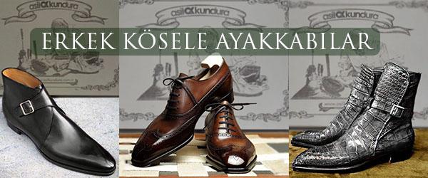 Erkek Kösele Ayakkabı Tasarımı Yapan Firmalar