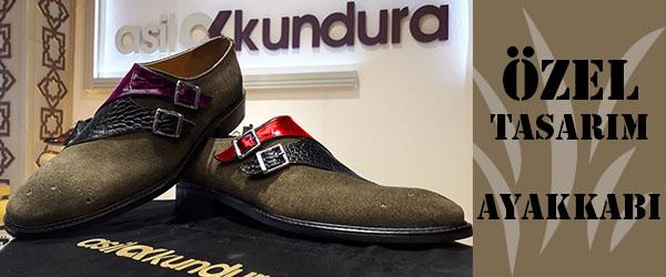 Özel Tasarım Erkek Ayakkabılar