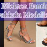 Bilekten Dolamalı Bayan Topuklu Ayakkabı Siparişi