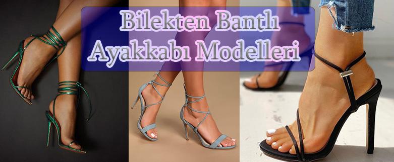 Bilek Detaylı Bayan Topuklu Ayakkabı Siparişi