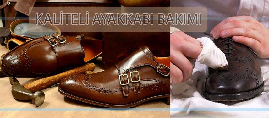 Kaliteli Ayakkabı Bakımı