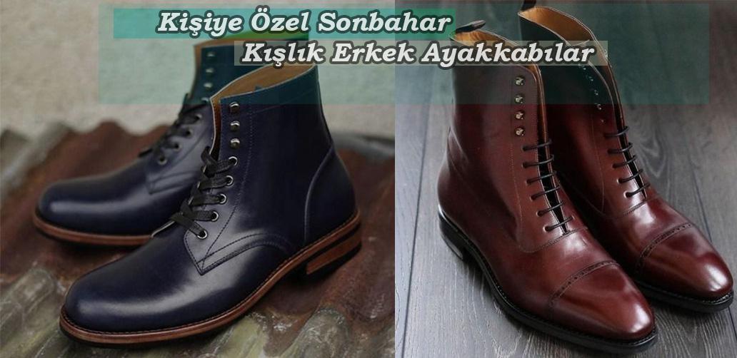 Sonbahar Kışlık Erkek Ayakkabı
