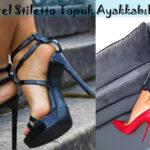 Kişiye Özel Stiletto Topuk Ayakkabılar
