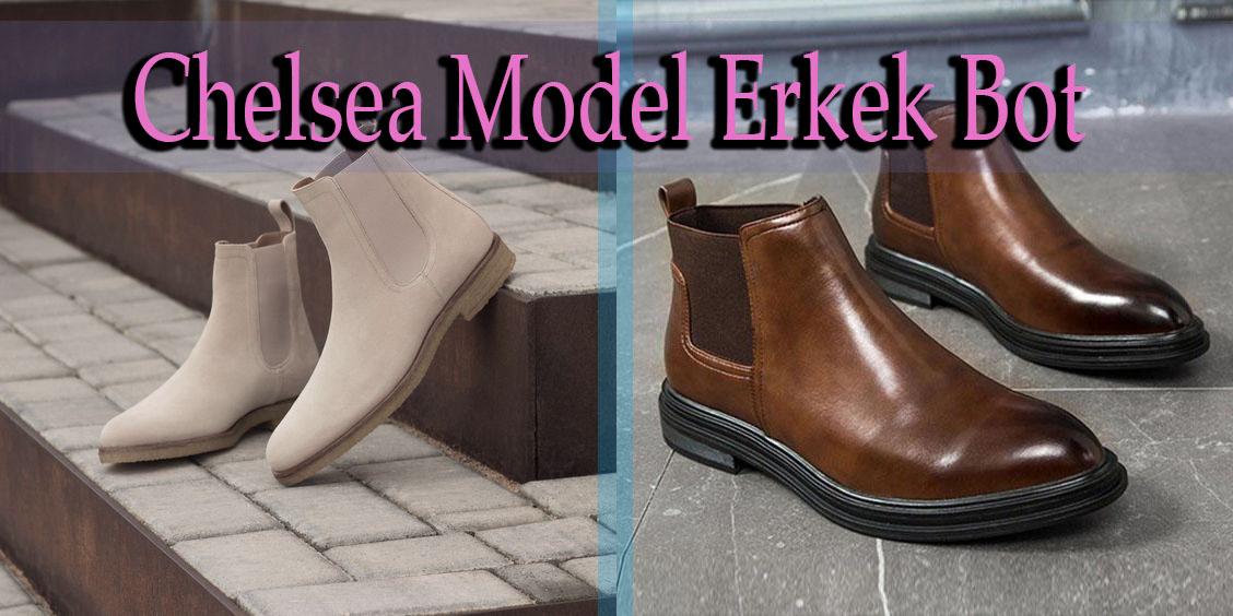 Chelsea Model Erkek Bot