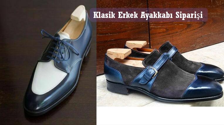 Klasik Erkek Ayakkabı Siparişi