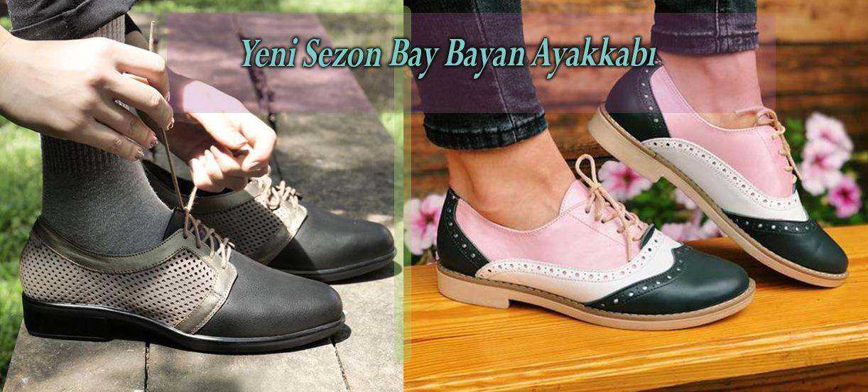 Yeni Sezon Bay Bayan Ayakkabı