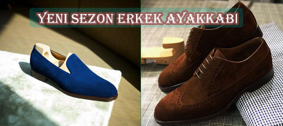 Yeni Sezona Özel Erkek Ayakkabı Modelleri