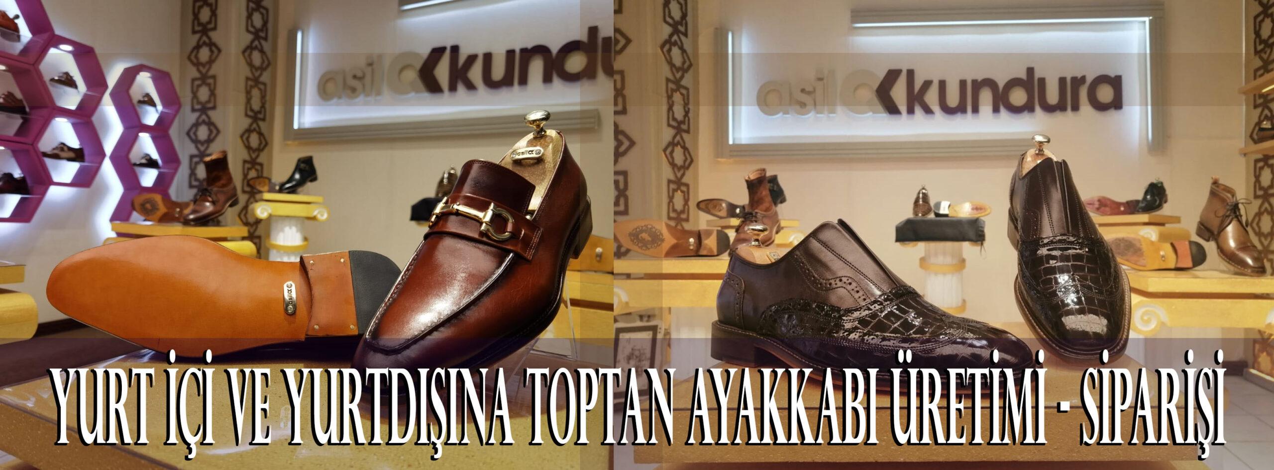 Yurt İçi Ve Yurtdışına Toptan Ayakkabı Üretimi – Siparişi