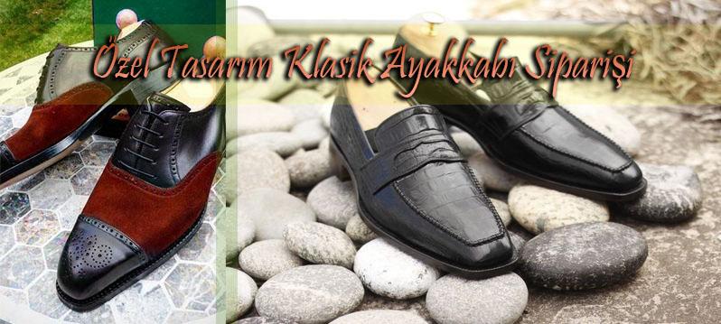 Özel Tasarım Klasik Ayakkabı Siparişi