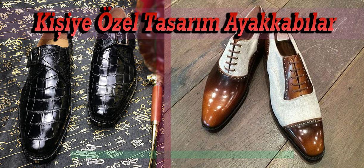 Kişiye Özel Tasarım Ayakkabılar