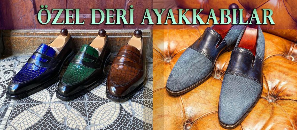 Özel Deri Ayakkabılar