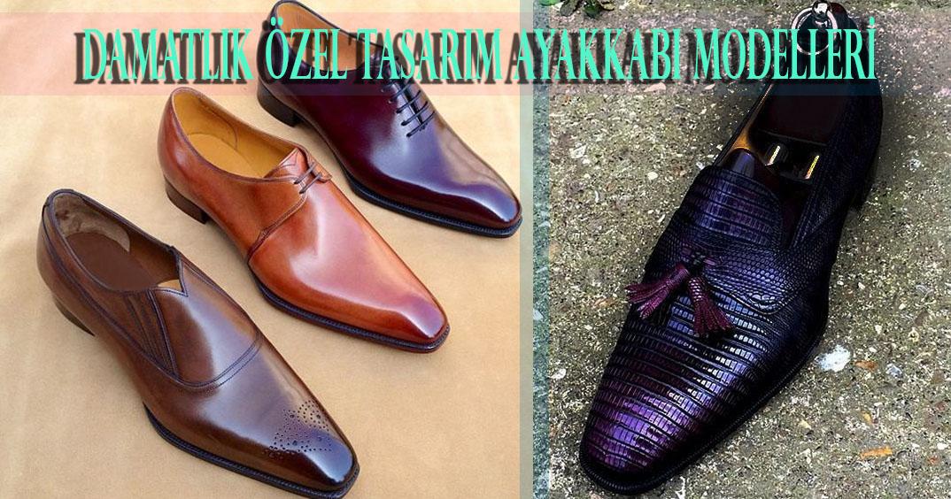 Damatlık Özel Tasarım Ayakkabı Modelleri