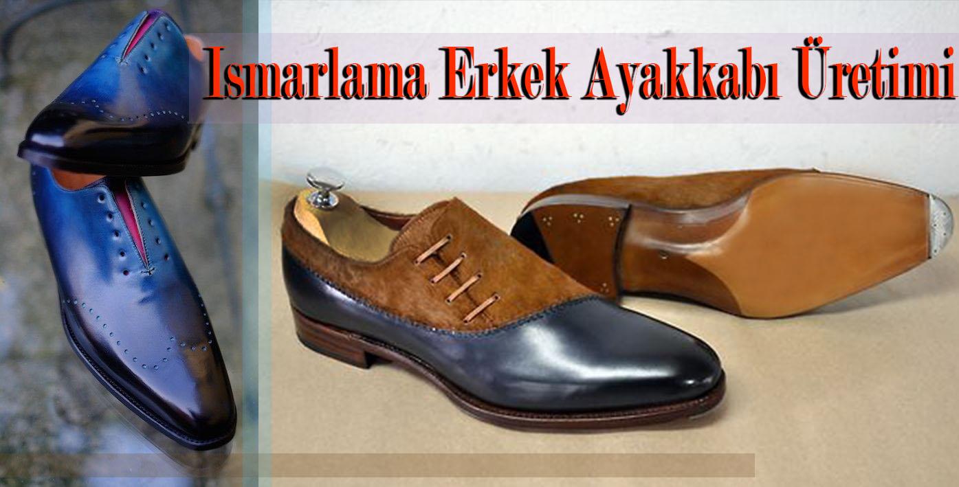 Ismarlama Erkek Ayakkabı Üretimi